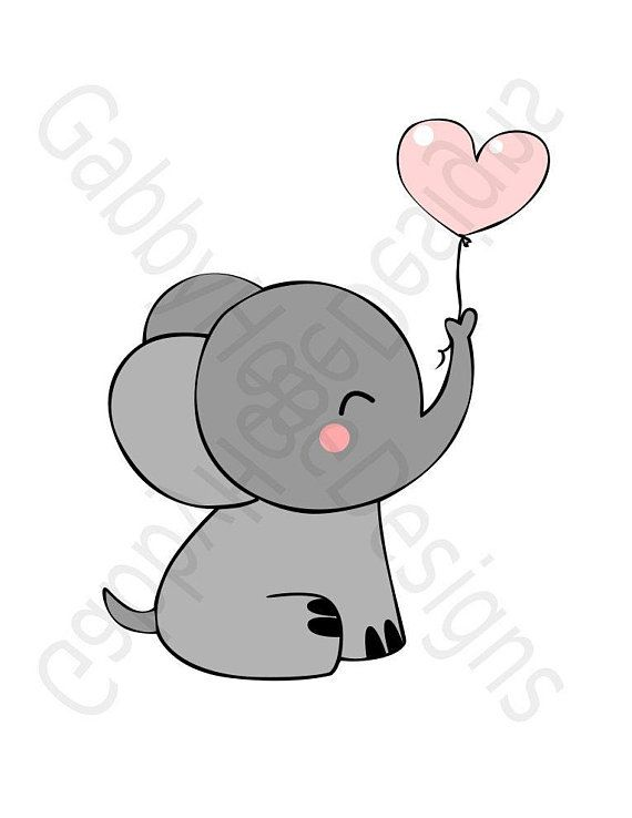 Baby Elephant Png Vector – We also distribute free vectors from other artists.