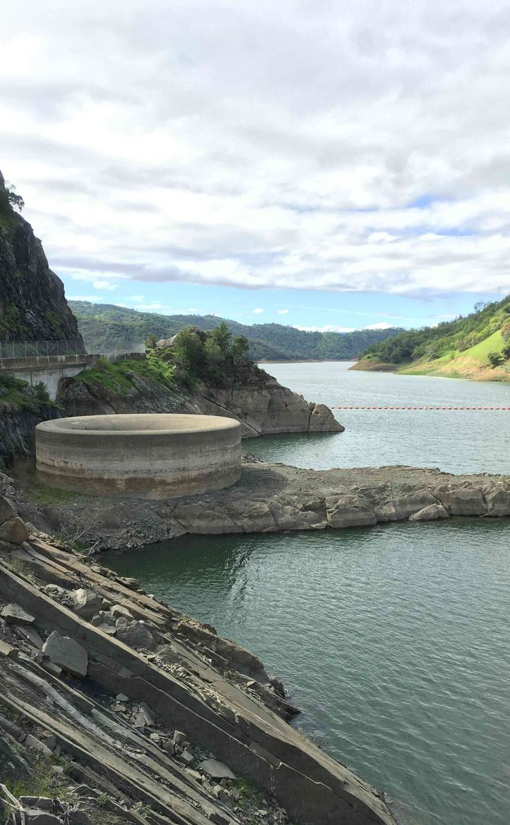 The Glory Hole of Lake Berryessa  | Travel | Vacation Ideas | Road Trip | Places to Visit | Napa | CA | Lake | Photo Op | Offbeat Attraction