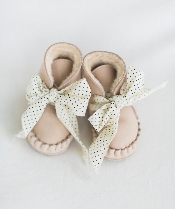 Donsje baby shoes