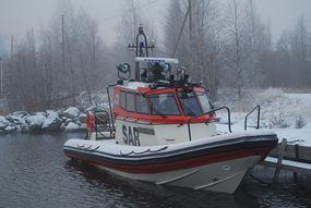 SMPS Pv Targa Rescue stationed Båtarna
