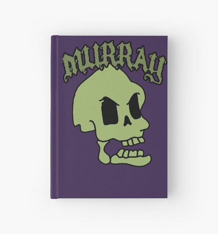 Murray skull from the Monkey Island series. • Also buy this artwork on stationery, apparel, stickers, and more.