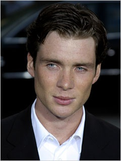 Cillian Murphy, one of my wife's favourites.