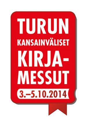 Avain mukana Turun kansainvälisillä kirjamessuilla lokakuussa 2014.
