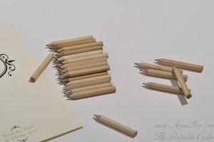 Små pennor 6cm H