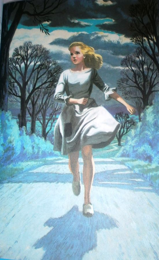 Such gorgeous illustrations - Vintage Ladybird Book: Cinderella 1964 | Little Owl Ski