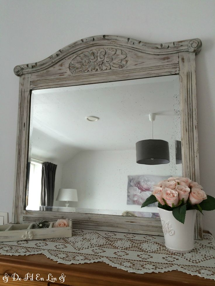 plus de 1000 id es propos de miroirs et cadres sur pinterest shabby chic miroir fran ais et. Black Bedroom Furniture Sets. Home Design Ideas