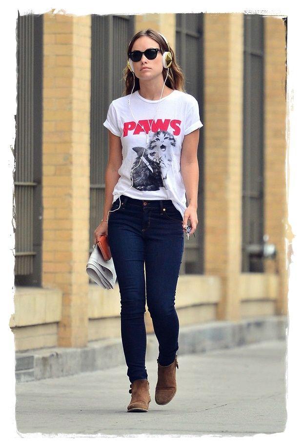 Olivia Wilde Summer City Chic Fashion Look 01