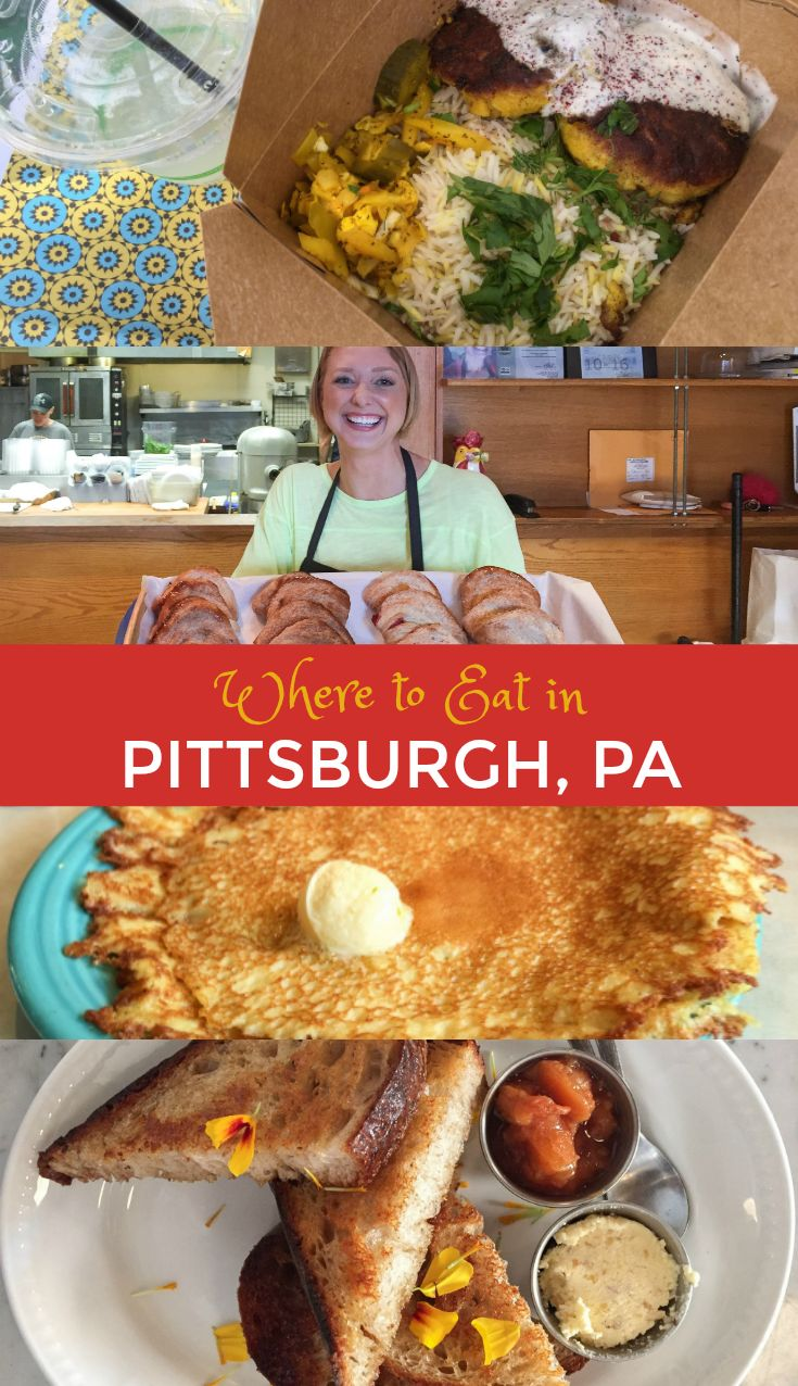 Where to eat in Pittsburgh, Pennsylvania - Some of my picks for the city's best restaurants, food stands, and food tours. Pin this post to save it for your Pittsburgh trip!