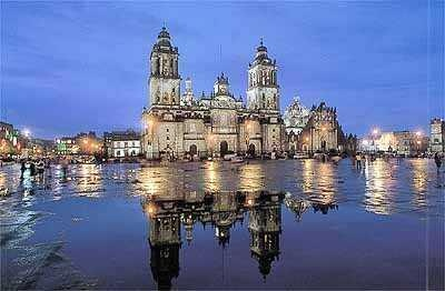 El Zocalo - Ciudad de Mexico, Mexico #JetsetterCurator