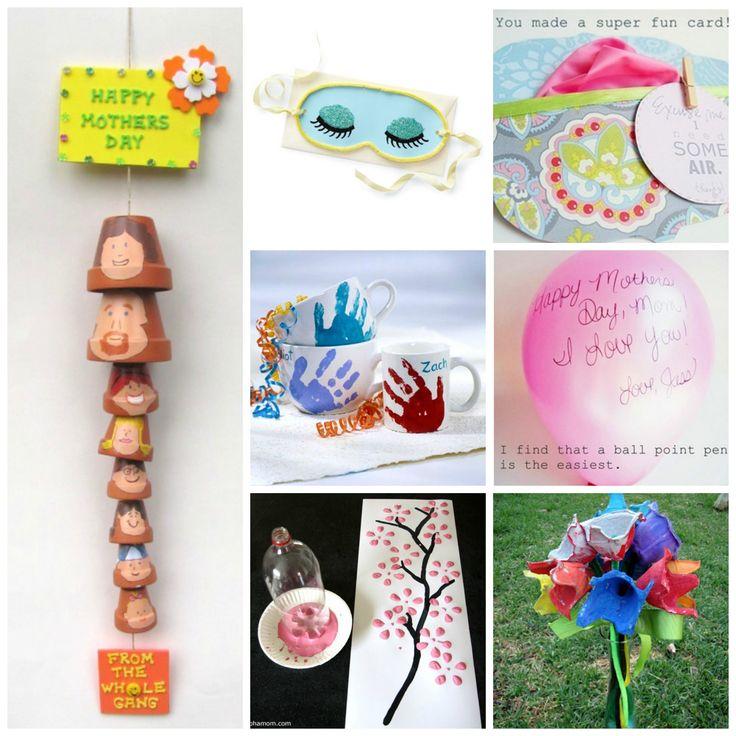 Ideias fáceis e baratas para o Dia da Mãe