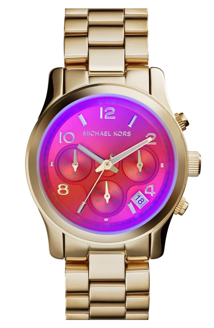 The perfect watch for anyone who loves pink!