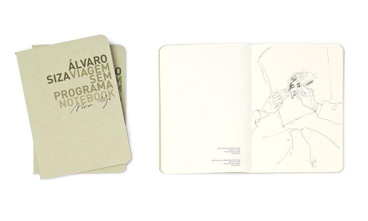 Book - Alvaro Siva. Viagem Sem Programa. Notebook