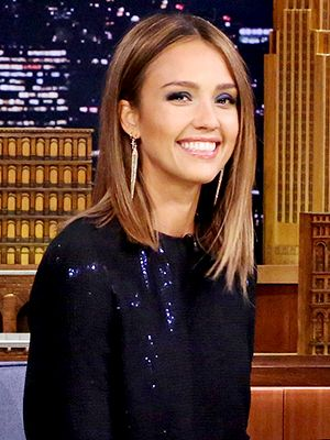 What It's Like To Get Your Hair Cut By Kim Kardashian's Hairstylist - the inspiration image: Jessica Alba's hairstyle | allure.com