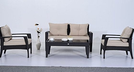 Outsunny Seater Rattan Garden Outdoor Patio Wicker Weave Chairs Table Conservatory Furniture Sofa Set - Grey  No description (Barcode EAN = 5055974826625). http://www.comparestoreprices.co.uk/december-2016-week-1/outsunny-seater-rattan-garden-outdoor-patio-wicker-weave-chairs-table-conservatory-furniture-sofa-set--grey-.asp