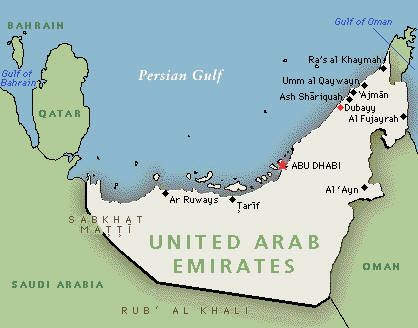 2)The united Arab emirates are considered a third wold country because it is not democratic. They are not the richest of country but do have many rich parts.
