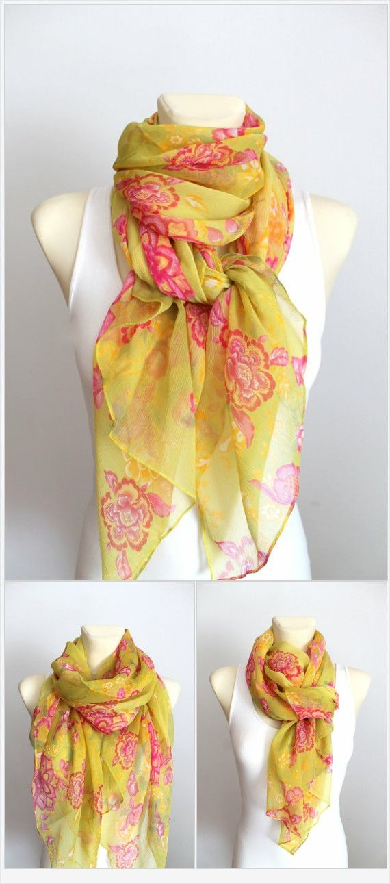What a beautiful handmade silk scarf! I love the chiffon fabric and those cute little flowers which make it so unique! Fantastic accessory to wear with Summer or Autumn outfit. Is it time to look for a Christmas gifts yet? I better save this pin for later. Locotrends has a wonderful discount offer just for the Pinterest followers. Use coupon code PINTEREST15 and you will receive 15%off your entire purchase. Sounds like a good deal :)