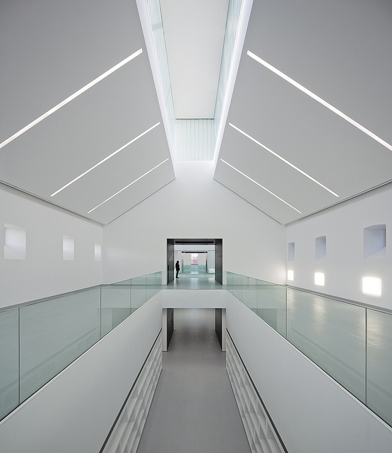 Cultural Center in Palencia. Spain. EXIT Architects. Photo by Fernando Guerra