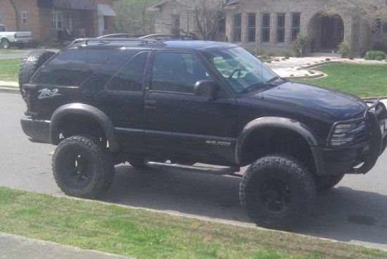 2000 Chevrolet zr2 s-10 blazer $5,000 Possible Trade - 100432655 | Custom Lifted Truck Classifieds | Lifted Truck Sales