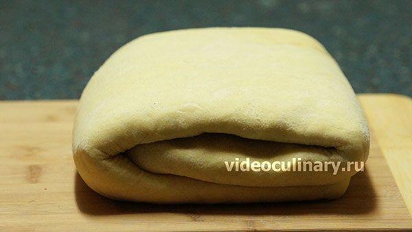 Тесто для круассанов рецепт от видеокулинария.рф