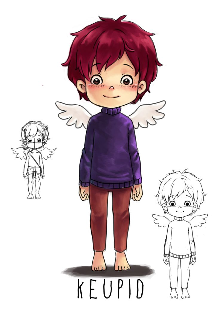 Keupid, The Love Angel Created for Mission To Catch The Lovely Moment of Kouple Around The World and Giving Them Pray and Hope.