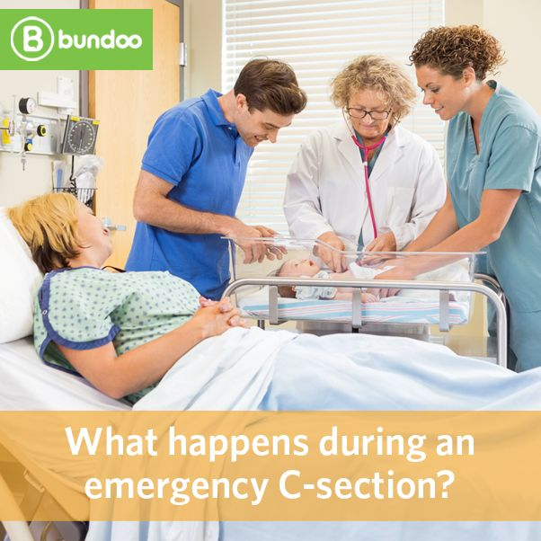 In a perfect world, every labor and delivery would go off without a hitch or a single pinch of pain. In reality, that doesn't always happen. Know what to expect if you're faced with an emergency C-section.