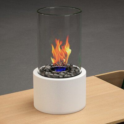 Portable Bio Ethanol Tabletop Fireplace, Portable Tabletop Fireplace