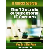 The 7 Secrets of Successful IT Careers (Cisco) (Kindle Edition)By Binh Phan
