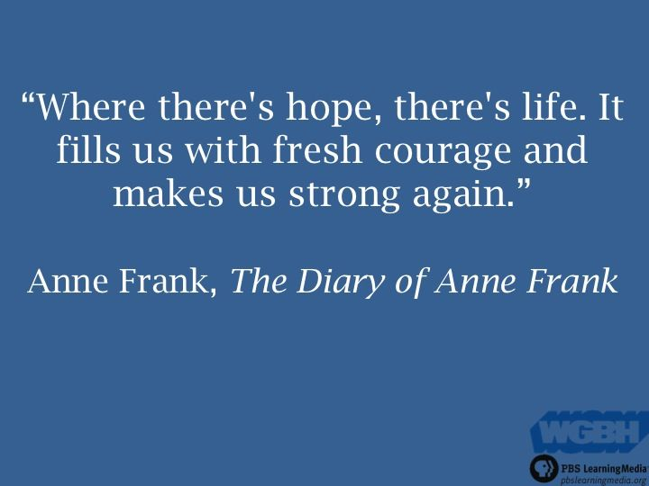 Anne Frank: The Best Books to read about her life and diary