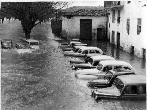 Cheias de Abril de 1961 - Lisboa