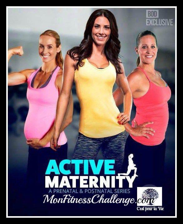 Séances disponibles exclusivement sur Beachbody on demand Commenceton Fitness Challengepour la vie, pourtoi etton bébé avec la série «Maman Active». C'est gratuit …