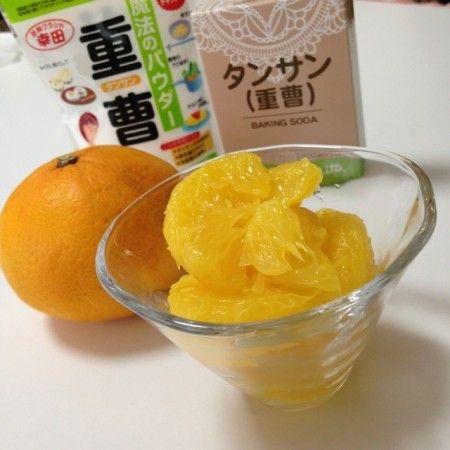 みかんやオレンジの薄皮を簡単に取る裏ワザ♡夏休み自由研究にも!|暮らしニスタ