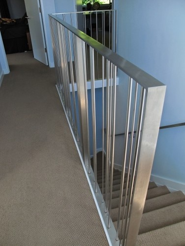 1000 Ideas About Modern Stair Railing On Pinterest