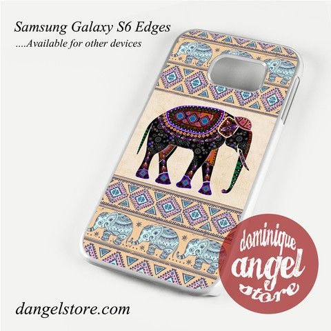 Elephant Aztec Artefact Phone Case for Samsung Galaxy S3/S4/S5/S6/S6 Edge Only $10.99