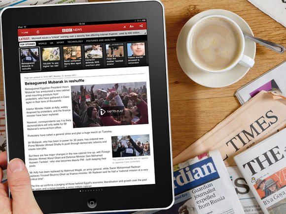 10 best iPad and iPhone news apps