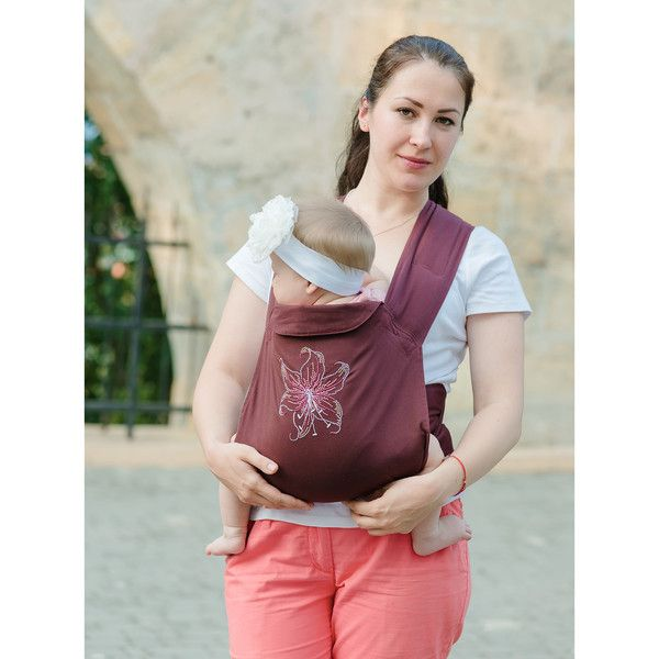 f10b7a9bf80 Baby Slings   Carriers – Mei Tai Lily Malishastik. Mei Tai Baby Carrier – a  unique product by i bordenuk on DaWanda