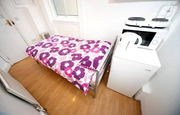 Studio flat where bedroom  kitchen and shower are in one room can be yours  for  563 a month   Studios  Flats and Bedrooms. Studio flat where bedroom  kitchen and shower are in one room can