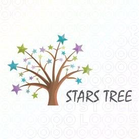 Stars Tree logo