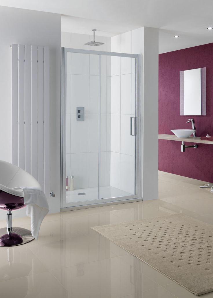 Talsi Shower Door | Lakes Bathrooms