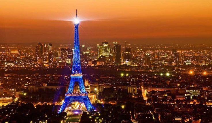 paris lights   Paris est votre destination de rêve de lune de miel
