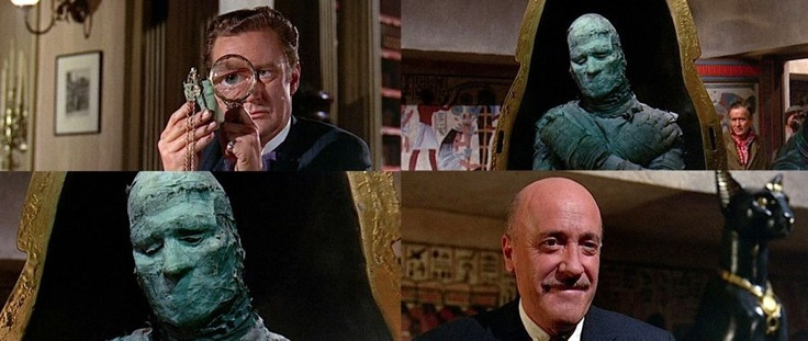 The Curse Of King Tuts Tomb Torrent: 46 Best Images About Hammer Horror On Pinterest