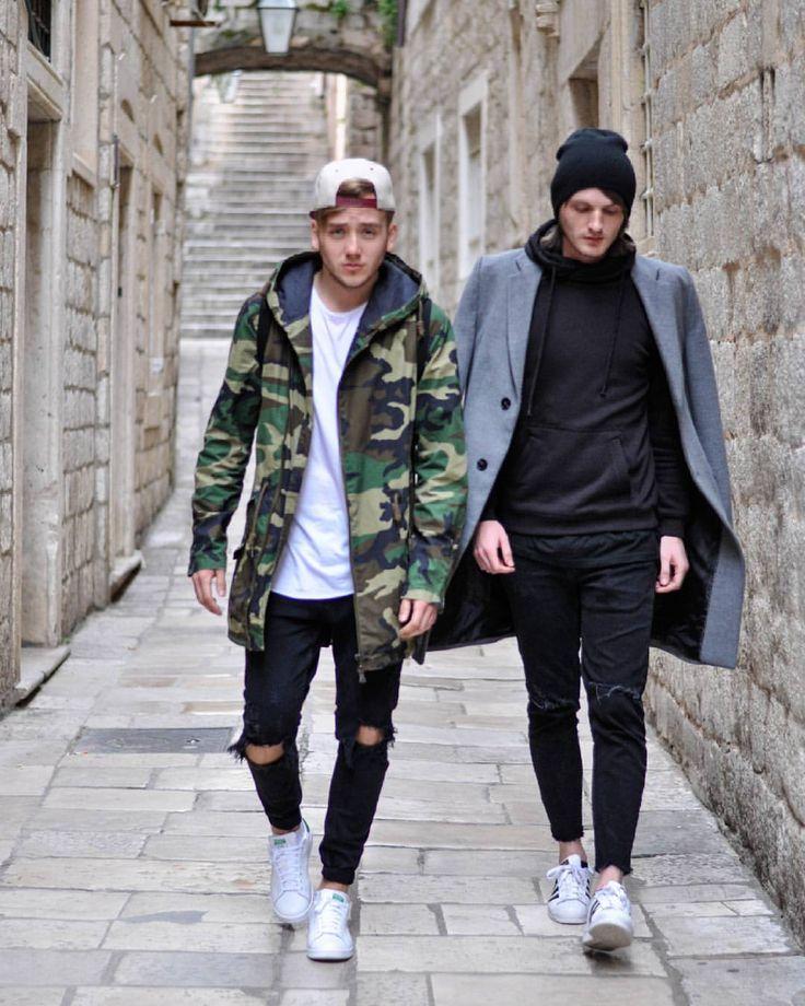 "Marin Simon on Instagram: ""- fashion killa - #oldtown #streetwear #ootd #crostagram"""