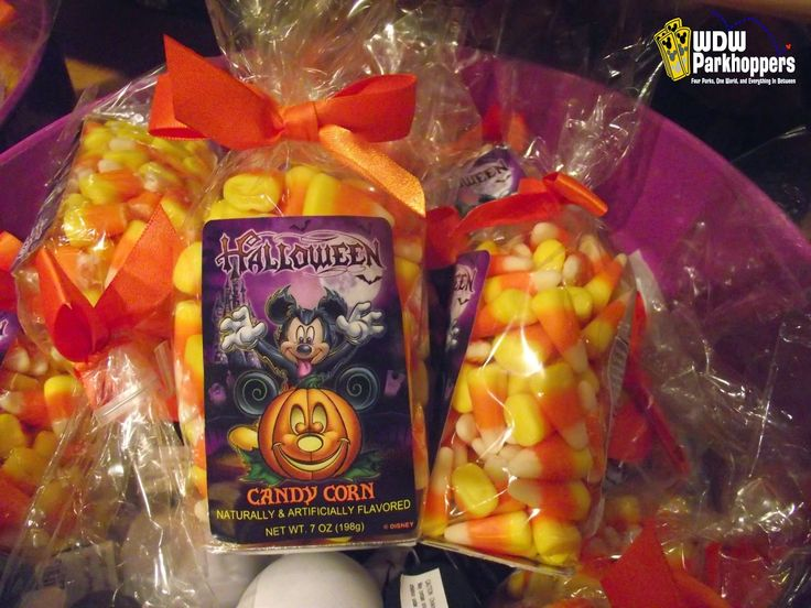 All My Disney: The aftermath of Halloween -- a Disney candy speci...