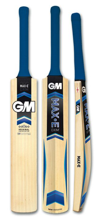 Gunn & Moore MAX E DXM Original LE Cricket Bat.