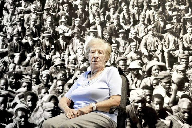 Anne Franks Stiefschwester:  Die Holocaust-Überlebende Eva Schloss (Aufnahme...
