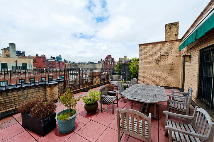 Roof Terrace Apartment Listing - pictures, photos, images