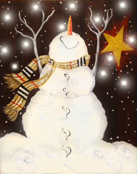 Snowmen | Instachallenges