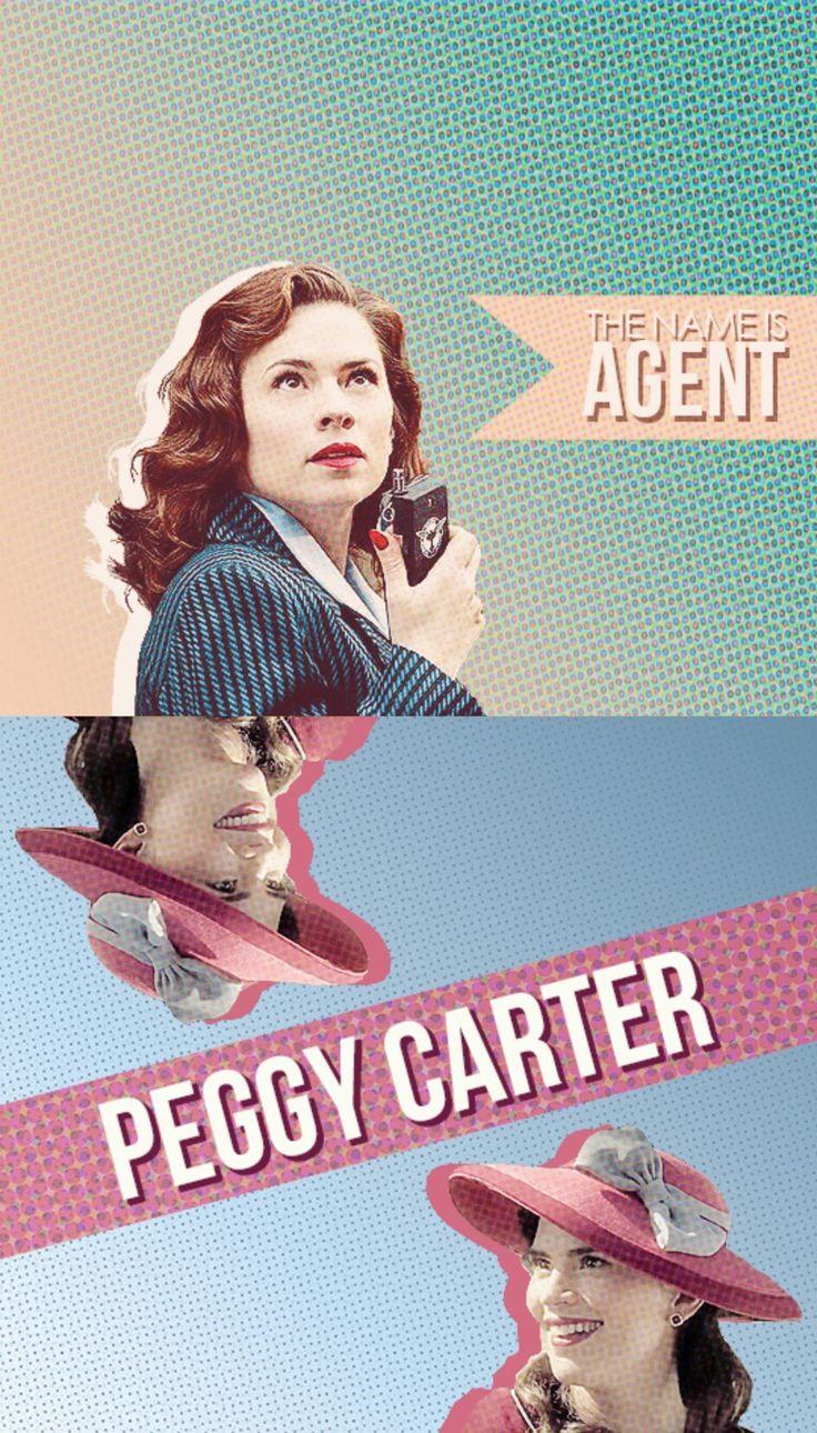 Agent Peggy Carter #agentcarter tumblr