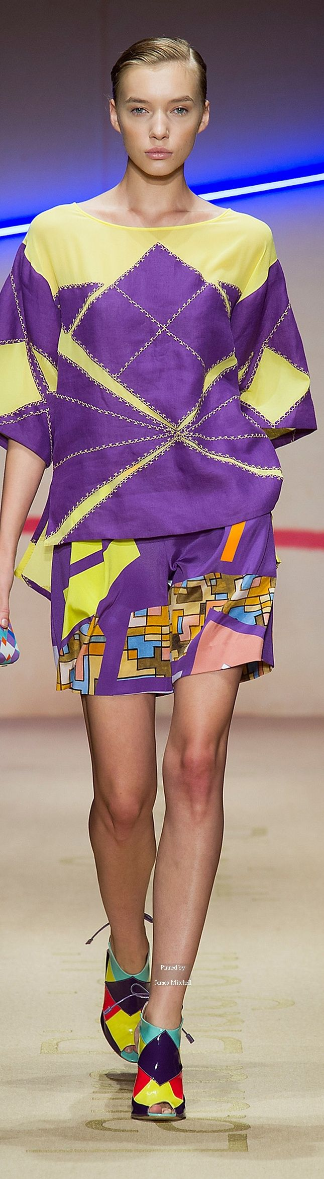 Laura Biagiotti Spring Summer 2015 Ready-To-Wear collection