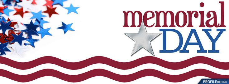 Cute Memorial Day Facebook Timeline Cover Preview