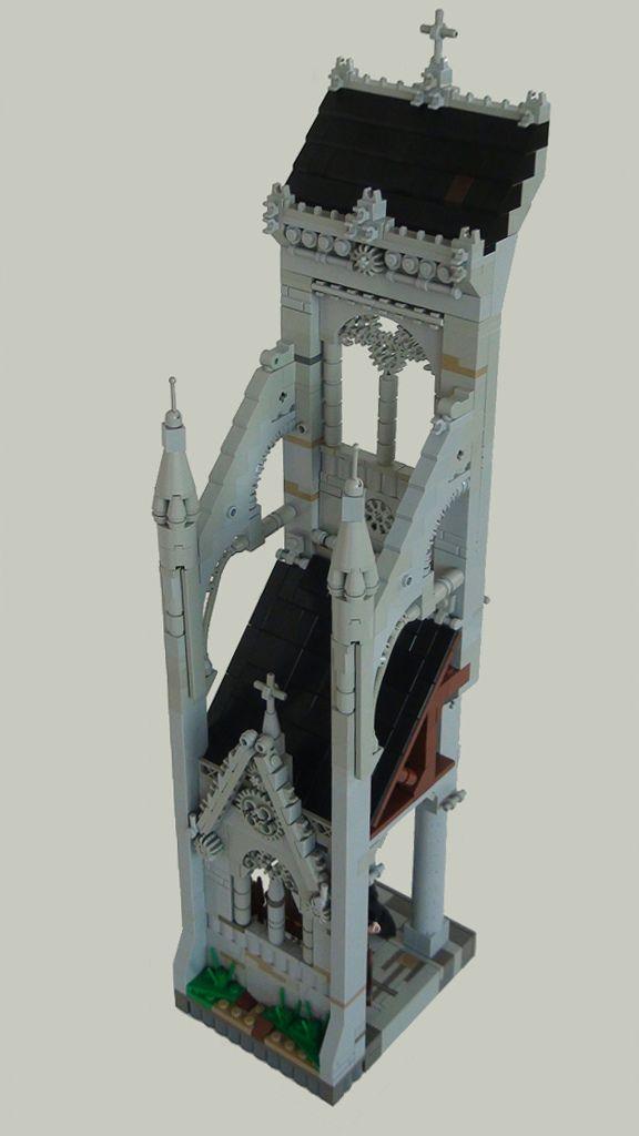 lego cathedral details - Google-haku